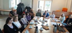 spotkanie społecznej powiatowej rady ds. osób niepełnosprawnych