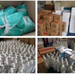 Wspieramy służby społeczne z woj. WLKP środkami higienicznymi