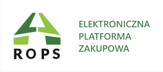 Elektroniczna Platforma Zakupowa Regionalnego Ośrodka Polityki Społecznej w Poznaniu