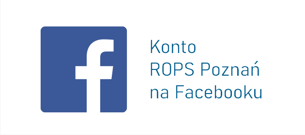 Konto Facebook Regionalnego Ośrodka Polityki Społecznej w Poznaniu